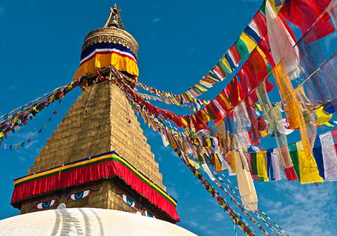 Nepal Räucherungen