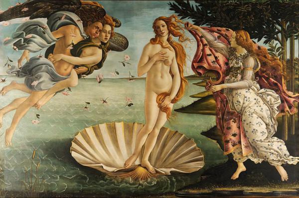 Aphrodisiaka-Die-Geburt-der-Vernus